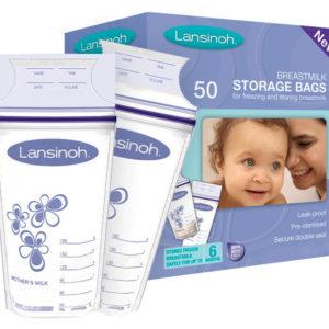 Пакеты для хранения и замораживания молока Lansinoh (40055) - photo2