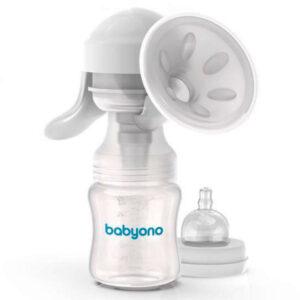 Молокоотсос ручной BabyOno Anatomy 301
