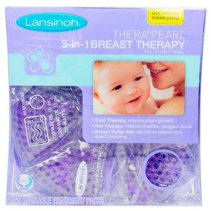 Термонакладки для груди Lansinoh TheraPearl 3-в-1 (10400)