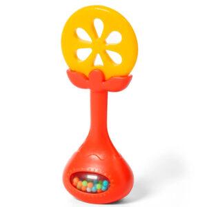 Прорезыватель-погремушка для зубов BabyOno (499/01) - photo2