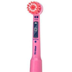 Электрическая зубная щетка Trisa Pro Clean Impulse Kids (689.1210-Pink) - photo2