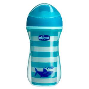 Чашка непроливайка Chicco Active Cup 200 мл, 14 мес+