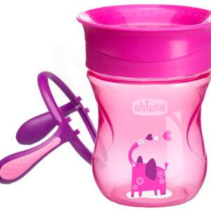 Чашка непроливайка Chicco Perfect Cup 200 мл, 12 мес+ - photo2