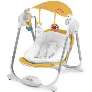 Детское кресло-качалка Chicco Polly Swing
