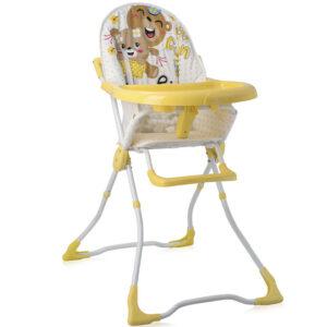 Стульчик для кормления Lorelli Marcel Yellow Bears