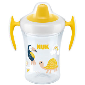 Поильник Nuk Evolution Trainer Yellow, 230 мл