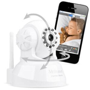 Видеоняня Medisana Smart Baby Monitor - photo2