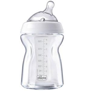 Бутылочка пластиковая Chicco Natural Feeling, 250 мл (80723.00.50)