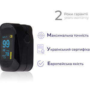 Пульсоксиметр Arhimed PulsePro X1 - photo2